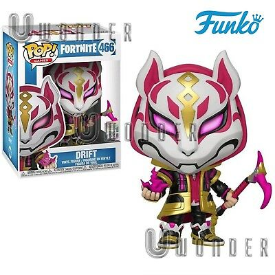 DRIFT # 466 Funko POP ! Games - FORTNITE FIRST LIGHT S2