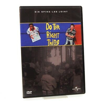 Do the right thing | DVD | Sehr gut | FSK 12