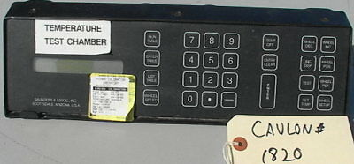 Saunders & Assoc. Model 2250 Precision Test Chamber controller