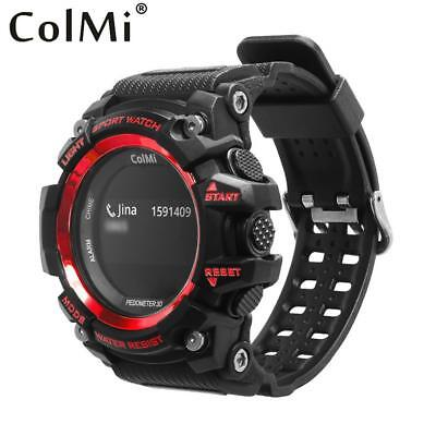 T1 Smart Sport Watch OLED Heart Rate Monitor IP68 Waterproof Android IOS Phone