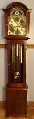 Grandmother Clock-Exc Cond/Hermle triple Chime/NATIONWIDE PERSONAL DELIVERIES