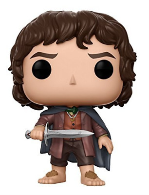 FUNKO-POP! MOVIES: LORD OF THE RINGS-FRODO WITH CHAS (Importación USA) ACC NUEVO