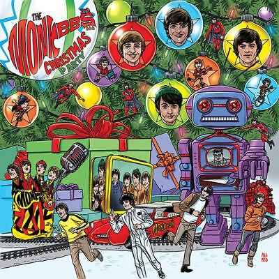 Micky Dolenz Direct! The Monkees Christmas Party Cd Signed 2U! * You'll Love It!