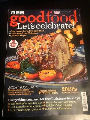 BBC Good Food (December 2018)