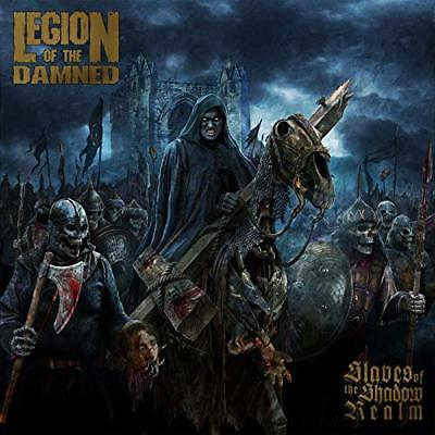Legion Of The Damned-Slaves Of The Shadow Realm (W/dvd) (Us Import) Cd New