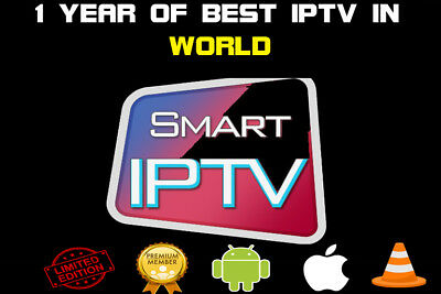 BEST PREMIUM IPTV Server (9000+ Chan & VOD + Series) SMART MAG Android FireStick