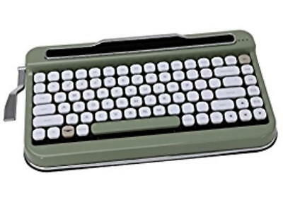 NEW PORTABLE PENNA iPhone / iPad Bluetooth Typewriter Keyboard - PICK YOUR  COLOR