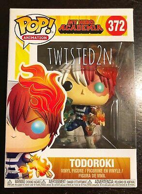 Funko Pop! Todoroki My Hero Academia Series MHA Anime Pop IN STOCK 372
