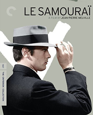 CRITERION COLLECTION: LE SA...-CRITERION COLLECTION: LE SAMOURAI /  Blu-Ray NEUF