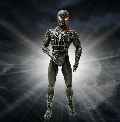 """Hot Marvel Infinite Series Big-Time Spider-Man Figure  7"""" Action Figure Gifts"""