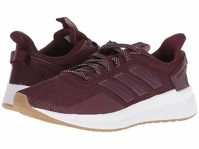 Adidas Questar Ride Womens Running Shoes Size 7 New With Box Maroon