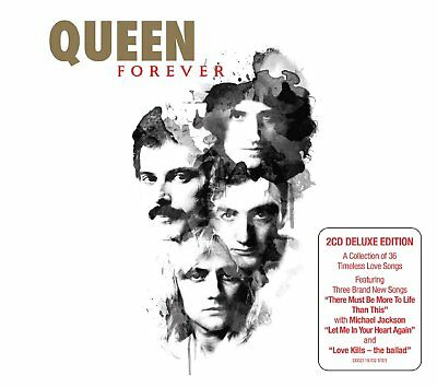Queen - Forever - Deluxe Edition - Cd 2Cd - New
