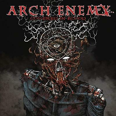 Arch Enemy Cd - Covered In Blood (2019) - New Unopened - Rock Metal