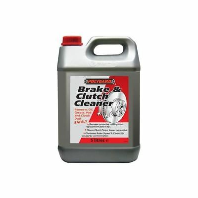 Polygard Brake & Clutch Cleaner - 5 Litre - 12200A Genuine Top Quality