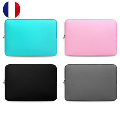 "1x Laptop Etui Housse Sac Sacoche Pochette Pr Macbook Air Pro 11-15.6"" Portable"