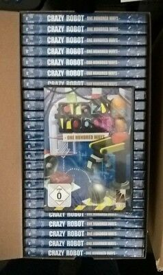 "200 PC-Spiele in DVD-Box, NEU (verschweißt) ""One Hundred Ways"". TOP! NEU!"