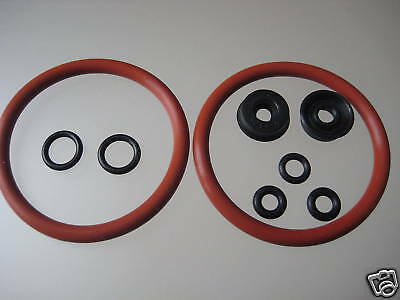 Gasket Set O-Ring Brew Group Suitable for Krups Orchestro