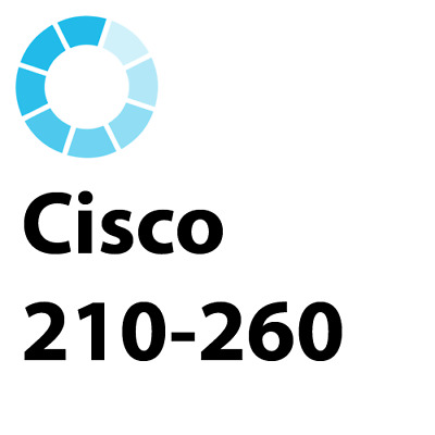 Cisco 210-260 CCNA Security Implementing Network Exam Test Simulator PDF