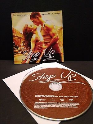 Step Up Original Soundtrack CD