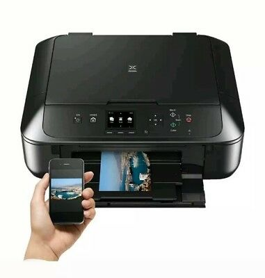 = CANON Pixma MG5750 All in One WIRELESS PRINTER SCANNER COPIER *SPARES*.  29:4