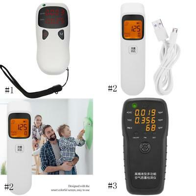 Lightweight Handheld Air Quality Accurate Tester Meter Formaldehyde Detector