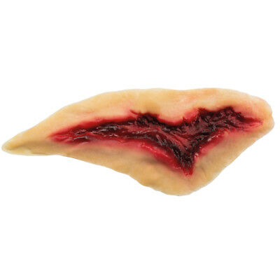 Latex Scar Stab Wound Halloween Makeup Prosthetics