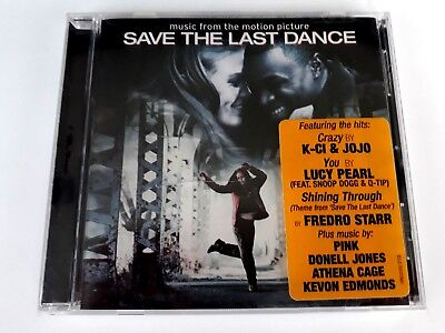 Save The Last Dance Music From The Motion Picture CD 2000 Brand New Sealed