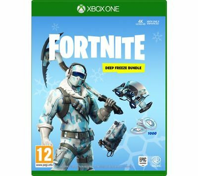XBOX ONE Fortnite Deep Freeze Bundle - Currys