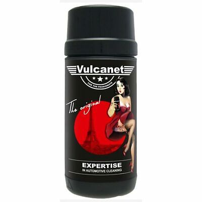 Vulcanet Cleaning Wipes - Black