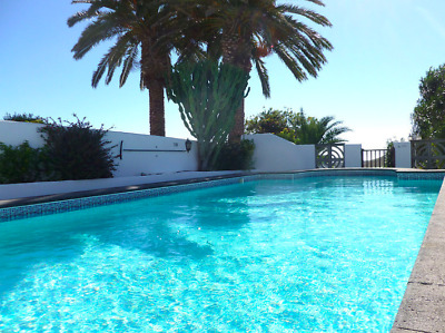 Stunning Villa in Lanzarote with 11mtr Private Pool, Hot Tub, Games Room & more