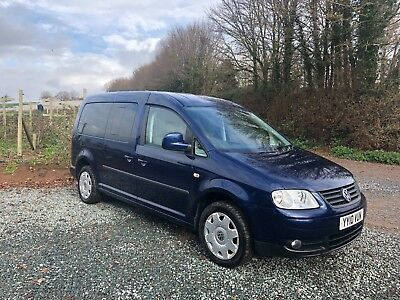 Volkswagen Caddy Maxi Life - WAV - Wheelchair Assisted Vehicle