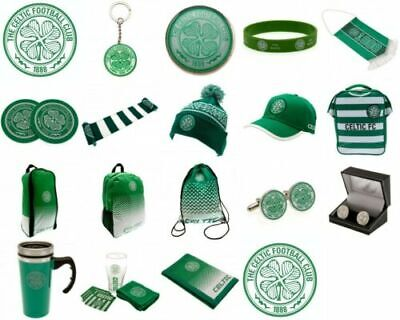 Official CELTIC FC Football Club Merchandise Christmas Birthday Fathers Gift