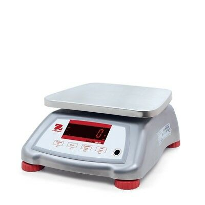 OHAUS Valor® 2000 Compact Bench Scales - V22XWE6T AM, 15 x .002 lb (30035441) WD