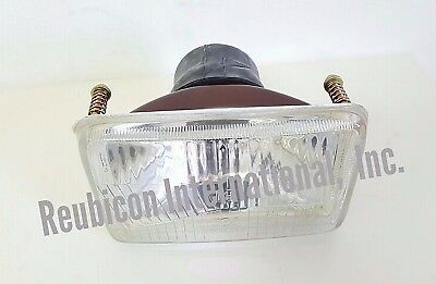 Mahindra Tractor Head Lamp With Bulb 007700074C91
