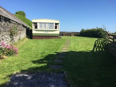 Holiday Caravan Nr Aberffraw Anglesey Adults only, Dogs Very Welcome!