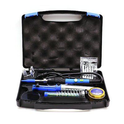 60W 240V Soldering Iron Electronic Welding Tools Variable Temperature Repair HOT
