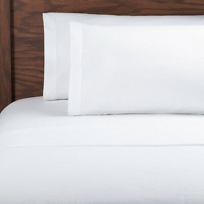 100% Egyptian Cotton 500 Thread Count White Hotel Quality Bedding All UK Sizes
