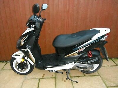 2018 Sym Jet4 50  Scooter/Moped-Excellent Condition 1680 Kilometers(1043 Miles)
