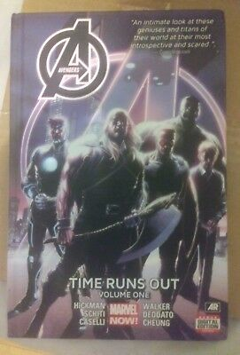 time runs out marvel