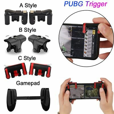 Key Phone Gamepad PUBG Mobile Sooting Trigger Cellphone Game Controller