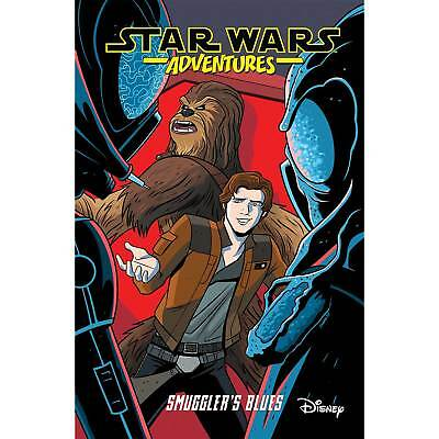 Star Wars Adventures Vol. 4 IDW Comics Graphic Novel Softcover New