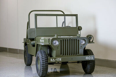 Junior Replicas Jeep