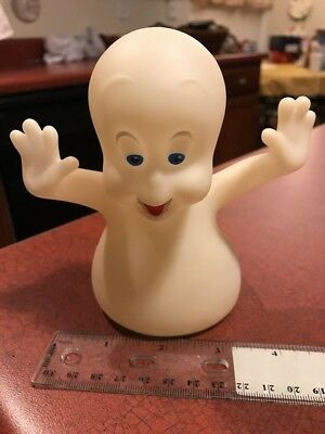 "Casper The Friendly Ghost 1995 Amblin Vinyl 5"" Toy Figure FREE SHIPPING"