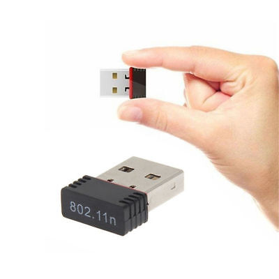 Newest Mini USB WiFi WLAN 150Mbps Wireless Network Adapter 802.11n/g/b Dongle