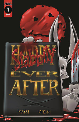 Stabbity Ever After #1 1St Print Scout Comics