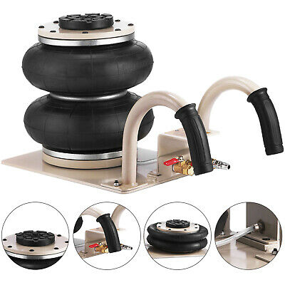 Double Bag Air Jack Pneumatic Jack 2500KG Jacking Tool Pneumatic Air Adjustable