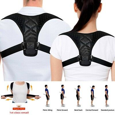 Adjustable Body Wellness Posture Corrector Unisex for Adult & Kids FREE SHIPPING