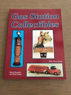 Gas Station Collectibles Along With Price Guide
