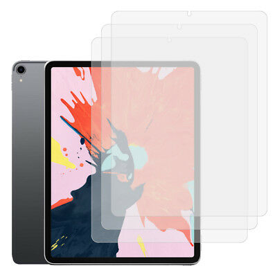 "Anti-Fingerprint Matte Screen Protector Films For New iPad Pro 11"" / 12.9"" 2018"