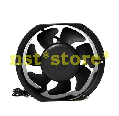 Suitable for GX150-2 trimming 380V ball bearing cooling fan 15050 17050 17250